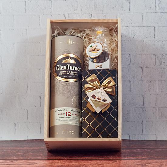 skrzynka prezentowa z alkoholem rozkosz konesera jako prezent na każdą okazję